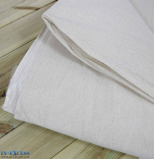 Laminated Cotton & Plastic Combination Twill Dust Sheet 12' x 9'