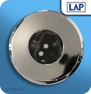 LAP 12V Fire Rated Down Light - Polished Chrome (46298)