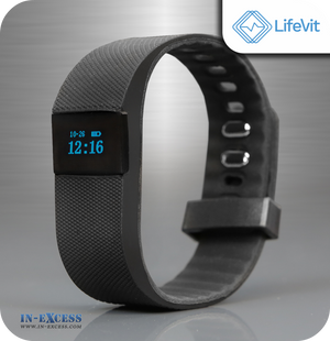 LifeVit Bluetooth Activity Tracker Wristband