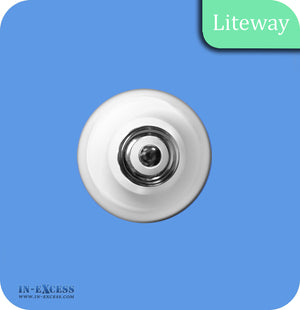 Liteway LED Non-Dimmable GLS Bulb E27 - 10W~60W