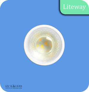 Liteway LED Dimmable Bulb GU10 - 4W~50W