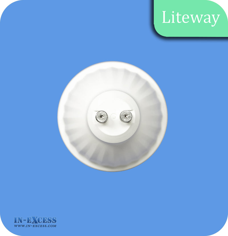 Liteway LED Non-Dimmable Bulb GU10 - 4W~50W