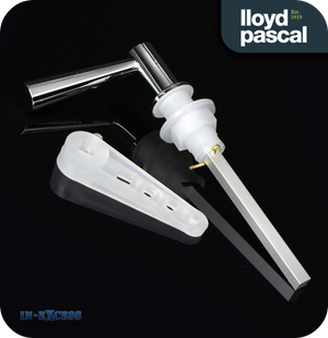 Lloyd Pascal & Co Toilet Cistern Lever - Chrome