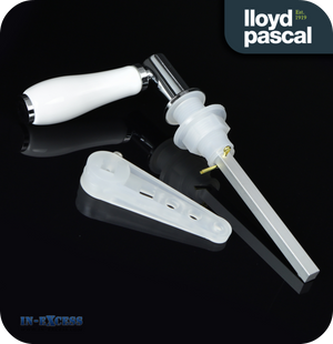Lloyd Pascal & Co Toilet Cistern Lever - White