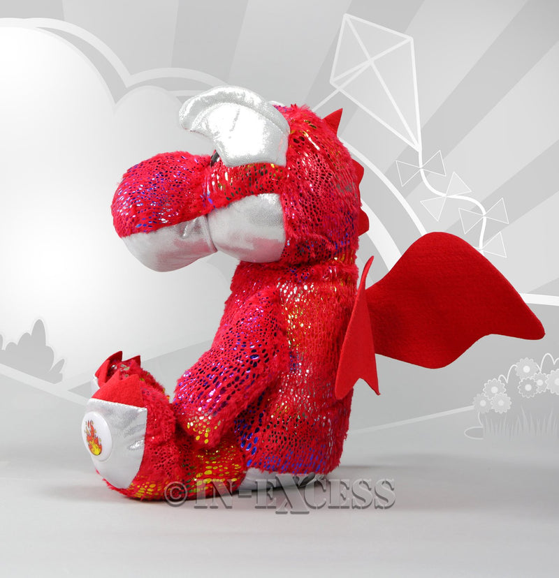 Photo of Mardles hugARmal Children's Soft Plush Toy - Dragon