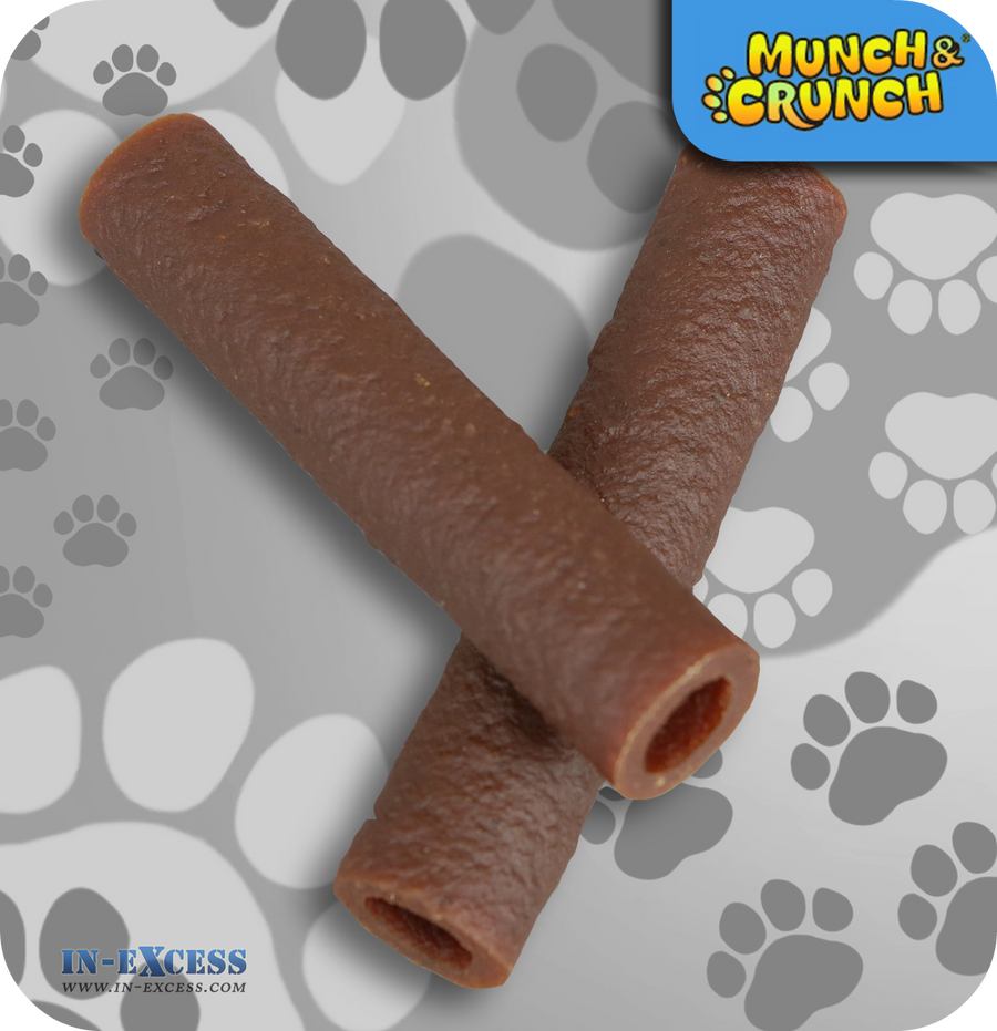 Munch & Crunch Dental Chewy Rolls Chicken - Pack of 2