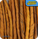 Munch & Crunch Porkhide Smoky Twistix - Pack of 18