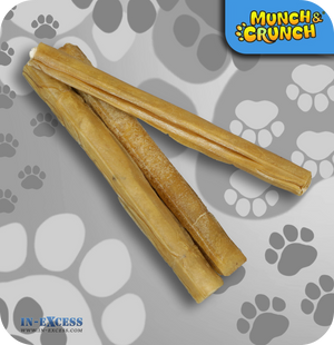 Munch & Crunch Rawhide Stix - Pack of 3