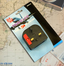 MW Traveler British Plug to European Plug