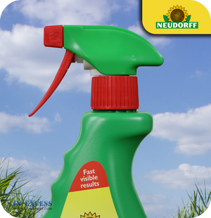 Neudorff Fast Acting Ready to Use Weedkiller Spray - 750ml