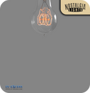 Nostalgia Lights Large Quad Loop B22 - 40W (A23-23 BC40.T)