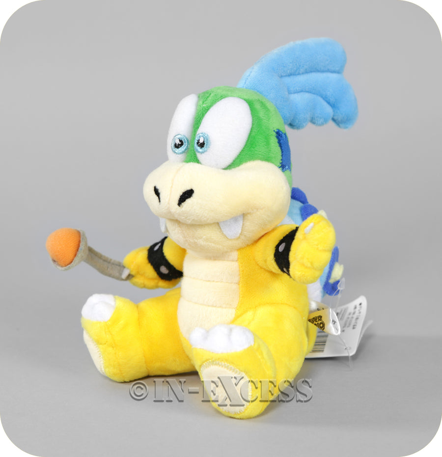 Official Licensed Nintendo Super Mario Plush Soft Toy - Miniature Bowser