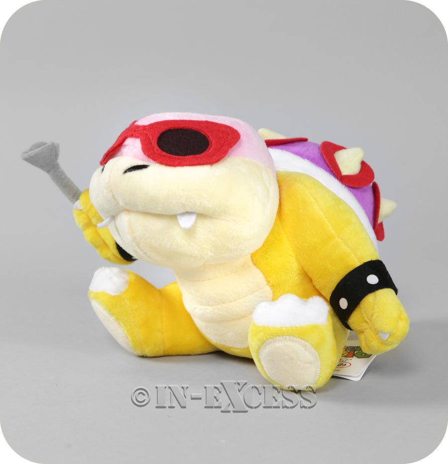 Official Licensed Nintendo Super Mario Plush Soft Toy - Koopa Bowser