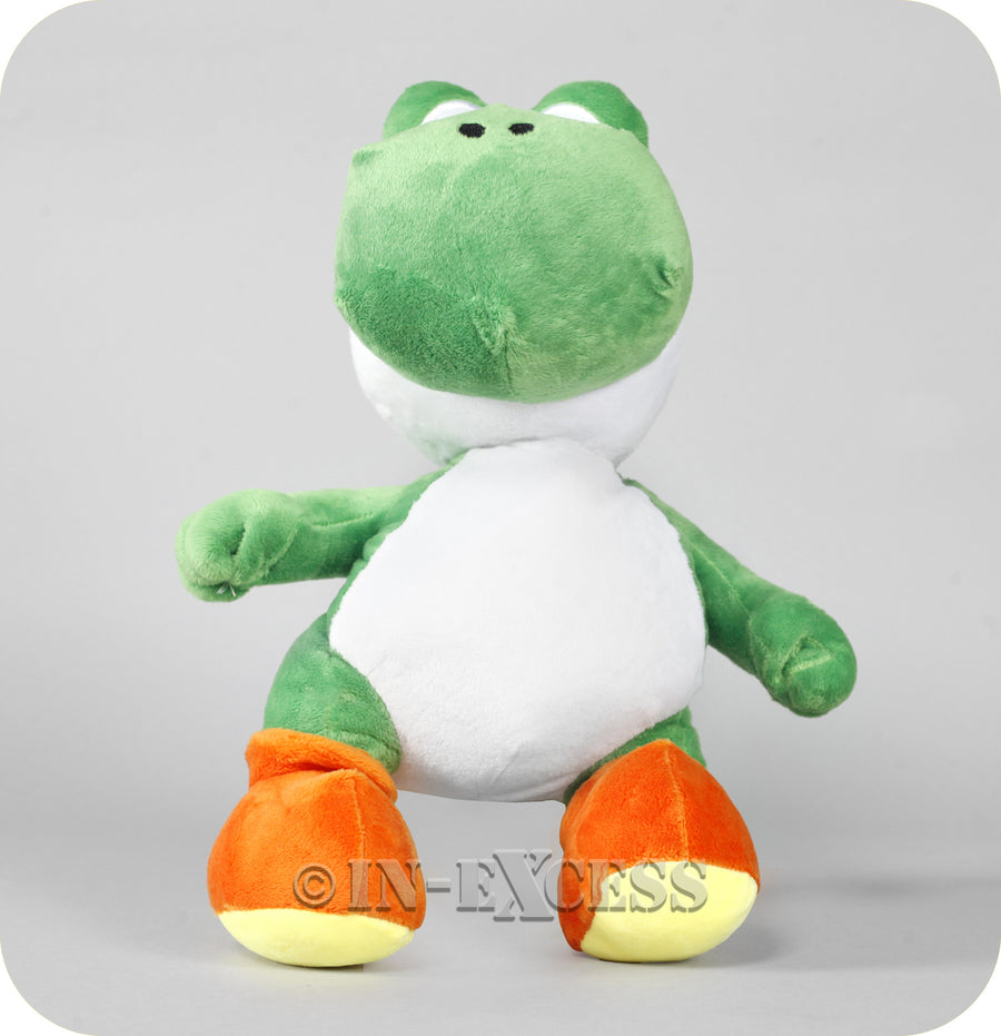 Official Licensed Nintendo Super Mario Plush Soft Toy - Yoshi