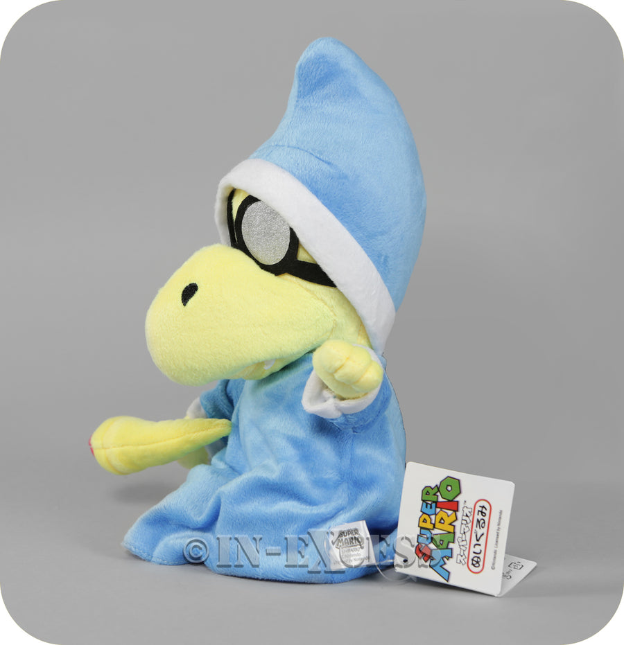 Official Licensed Nintendo Super Mario Plush Soft Toy - Magikoopa (Koopa Wizard)
