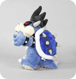 Official Licensed Nintendo Super Mario Plush Soft Toy - Limited Edition Dark Bowser