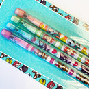 Littlest Pet Shop Pop Up Pencils -pack of 4