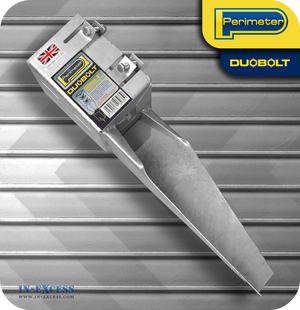 "Perimeter DuoBolt Galvanised Repair Spur -  100mm (4"")"