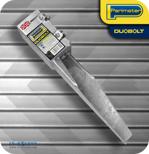 "Perimeter DuoBolt Galvanised Repair Spur -  75mm (3"")"