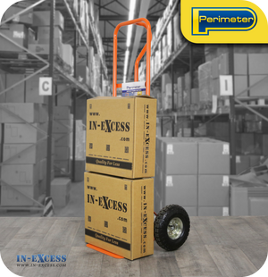 Perimeter High Back Sack Truck - 150kg Max Load