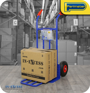 Perimeter Heavy Duty Folding Sack Truck - 200kg Max Load