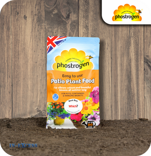 Phostrogen All Purpose Patio Plant Food - 800g