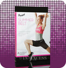 Pineapple Aerobic Women's Fitness Slimmer Belt