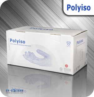 Polyiso Powder Free Surgical Gloves - Box of 25 Pairs