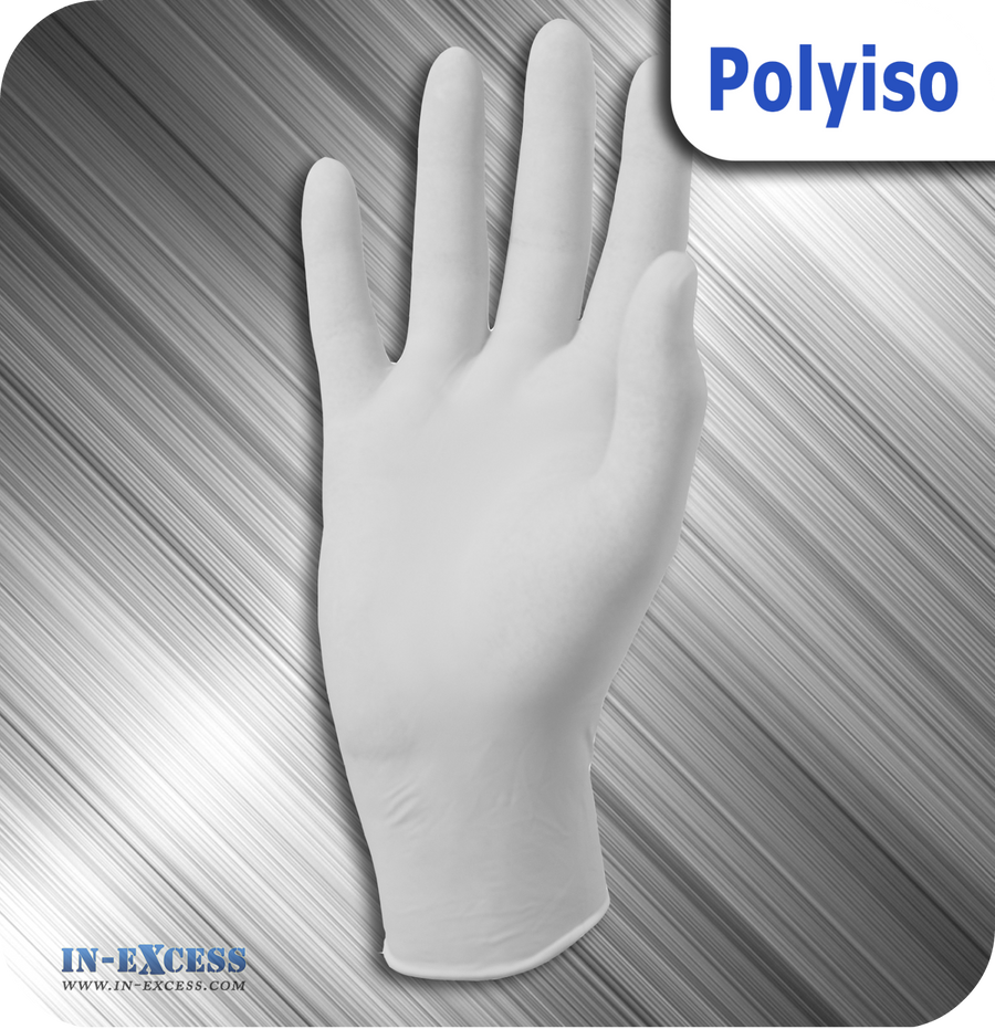 Polyiso Powder Free Surgical Gloves - Single Pair