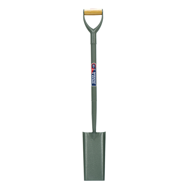 Spear & Jackson Heavy Duty Cable Laying / Post Hole Shovel