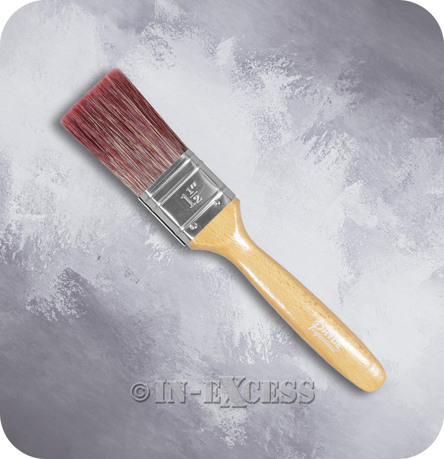 Pryde Professional Classic Paint Brush - 1 ½""