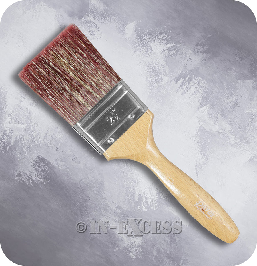 Pryde Professional Classic Paint Brush - 2 ½""