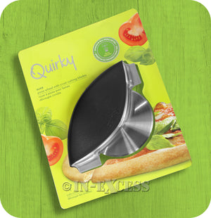 Quirky Slice Pizza Wheel With Crust Cutting Blades