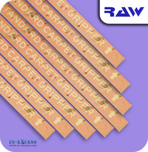 RAW Universal Carpet Gripper Rods - 12 metres