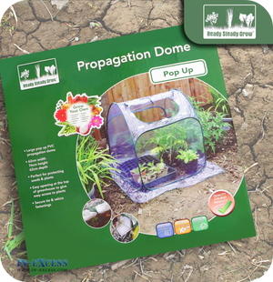 Ready Steady Grow Pop Up Propagation Dome