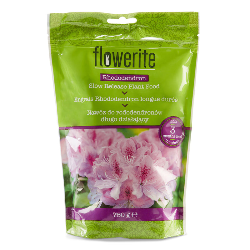 Flowerite Rhododendron Slow Release Plant Food 750g Granules