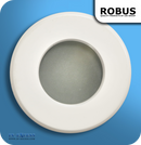 Robus 12V Fire Rated Down Light IP65 - White (RFS10165-01)