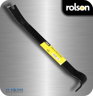 Rolson Flat Pry Bar - 375mm