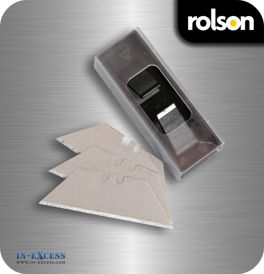 Rolson Retractable Trimming Utility Knife