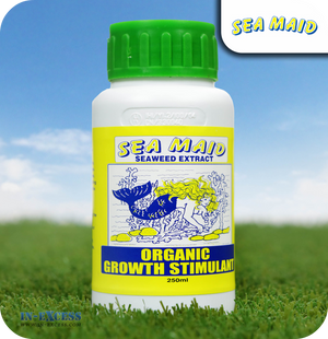Sea Maid Seaweed Extract Organic Growth Stimulant - 250ml