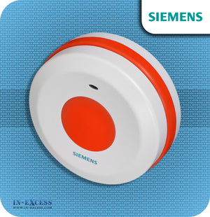 Siemens Door Bell Alert Button Wirefree For Wireless Doorbells & Chimes - JSJS-109