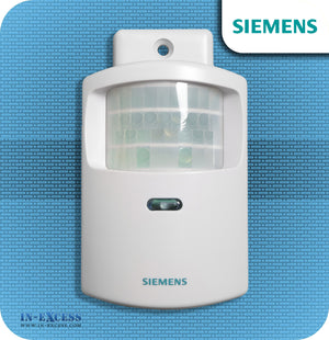 Siemens Security Indoor PIR (Passive Infra Red) Wirefree Device For Wireless Doorbells & Chimes - JSJS-106