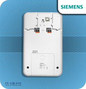 Siemens Wired Wall Mounted Recordable MP3 Door Bell Chime - JSJS-315 (DCW20)