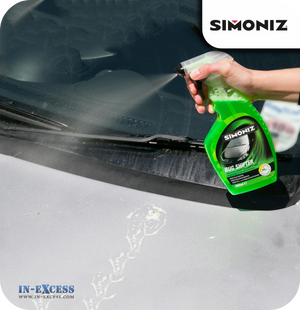 Simoniz Green Bug Shifter Trigger Spray 500ml