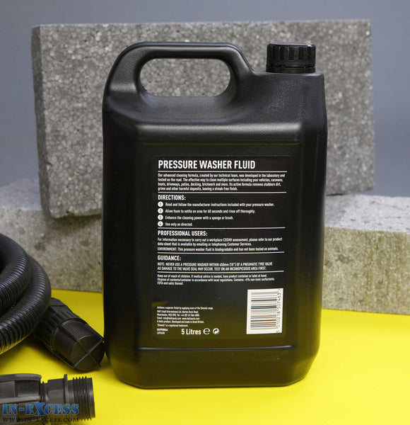 Holts Simoniz Pressure Washer Fluid 5 Litre