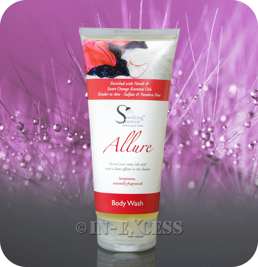 Soothing Showers Shower Your Senses Body Wash & Body Polish Set For Her