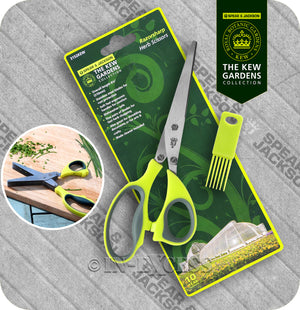 Spear & Jackson Kew Gardens Collection Razorsharp Herb Cutting Scissors