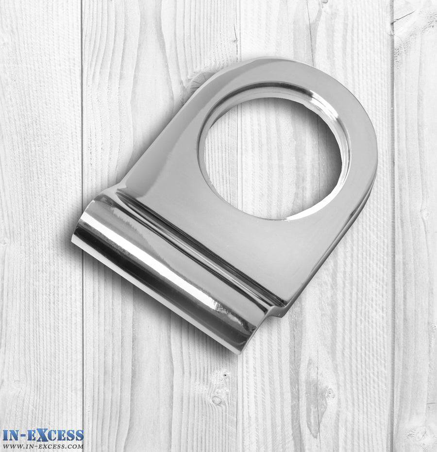 Specialist Chrome Cylinder Door Pull