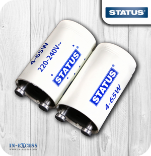 Status Starter Switch 4W - 65W - Pack of 2