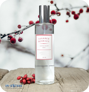 Sugared Berries Scented Room Spray - 100ml
